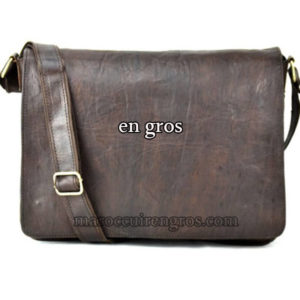 cuir Maroc en gros LEATHER BAGS / MEN BAG