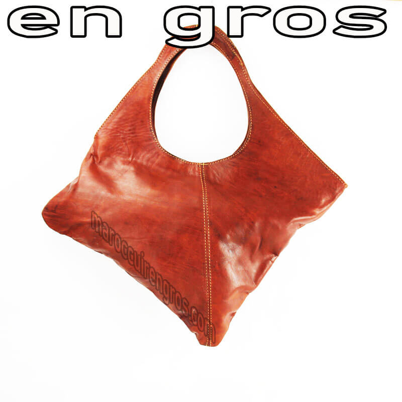 Moroccan Leather Bag Whole Women